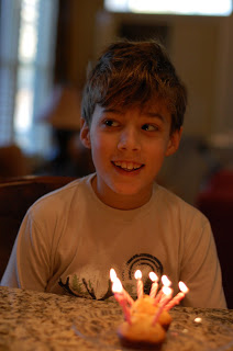 Happy 9th Birthday Johh David