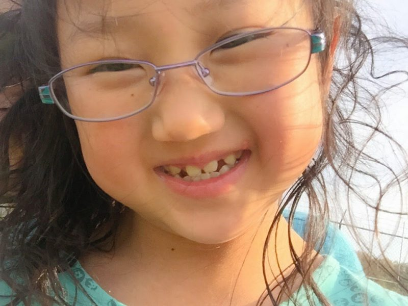 Janie Has Glasses!!