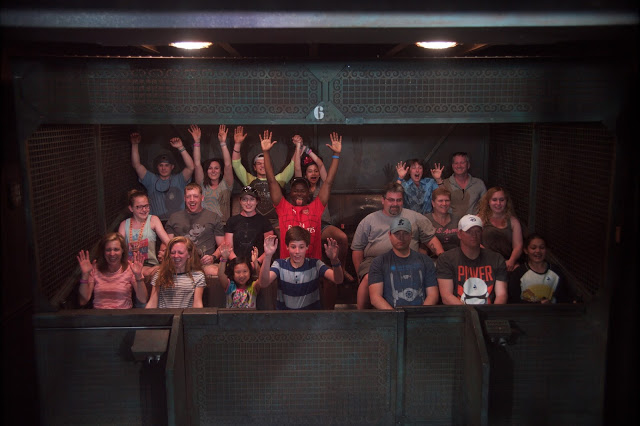 ~Disney~ The Many Faces on Rides:)