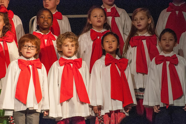 ~Janie's Christmas Program~