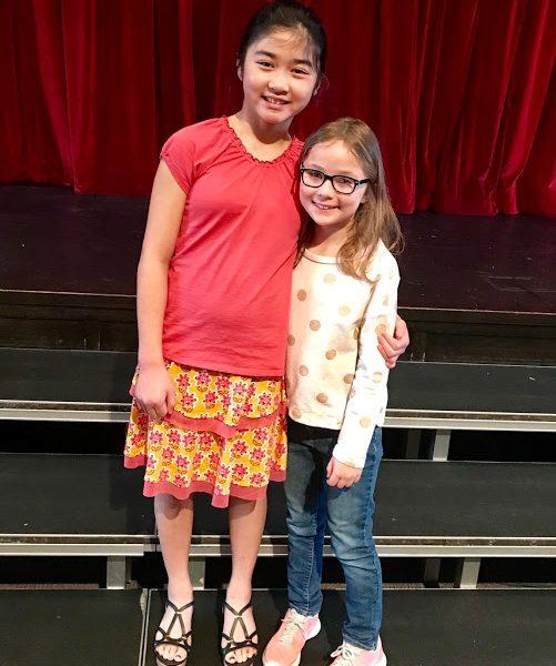 ~Madeline's Fifth Grade Speech~