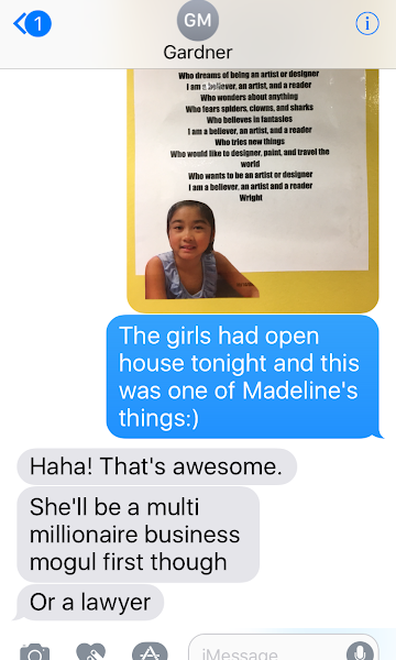 ~All About Madeline~