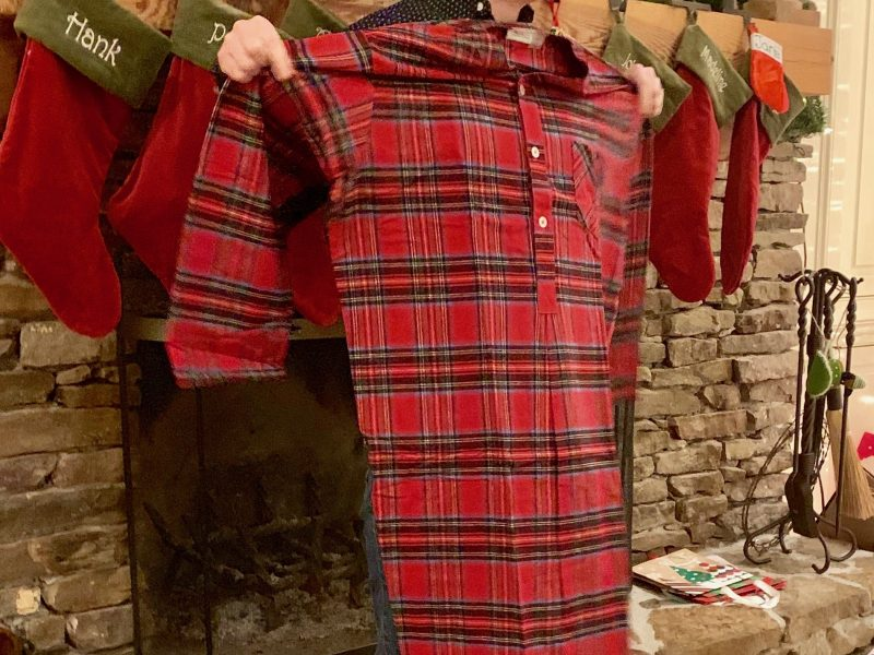~A Victorian Pajama Christmas~